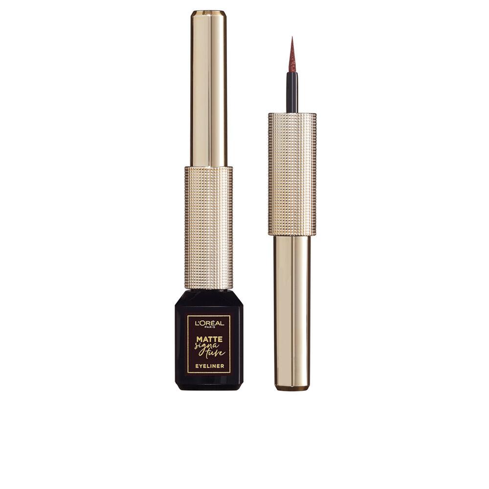L'Oreal Make Up MATTE SIGNATURE eyeliner  #03-marron