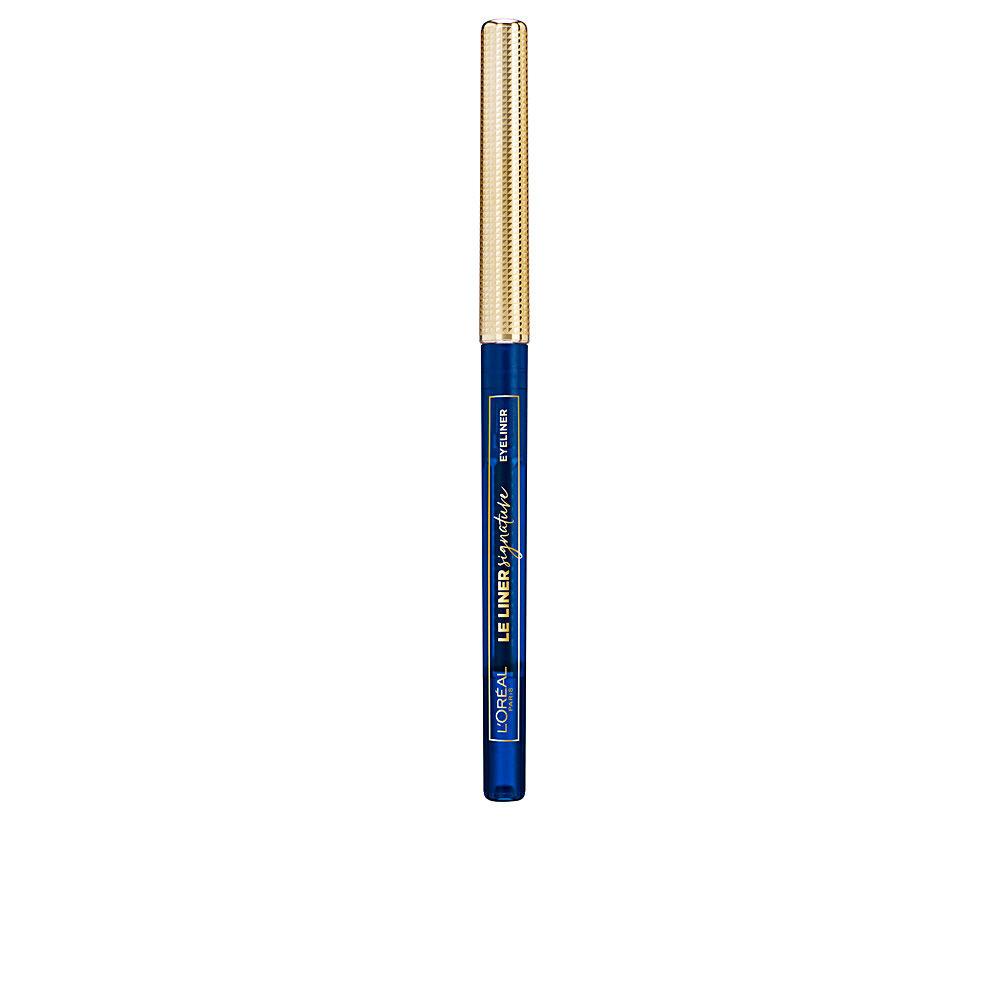 L'Oreal Make Up LE LINER SIGNATURE eyeliner  #02-blue denim