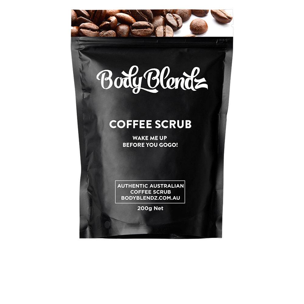 Body Blendz COFFEE WAKE ME UP BEFORE YOU GOGO! natural body scrub  200 g