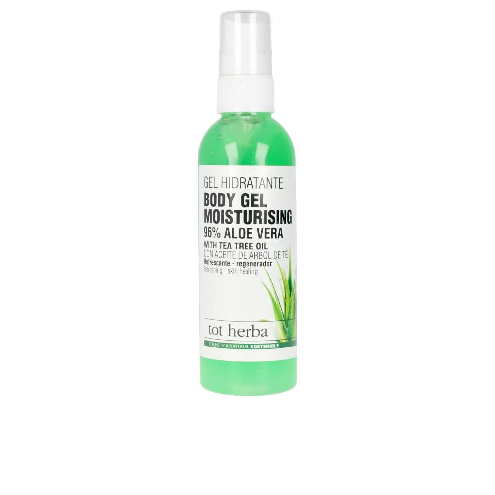 Tot Herba HIDRATANTE aloe vera tea tree  100 ml