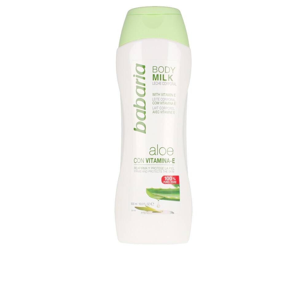 Babaria ALOE VERA body milk  500 ml