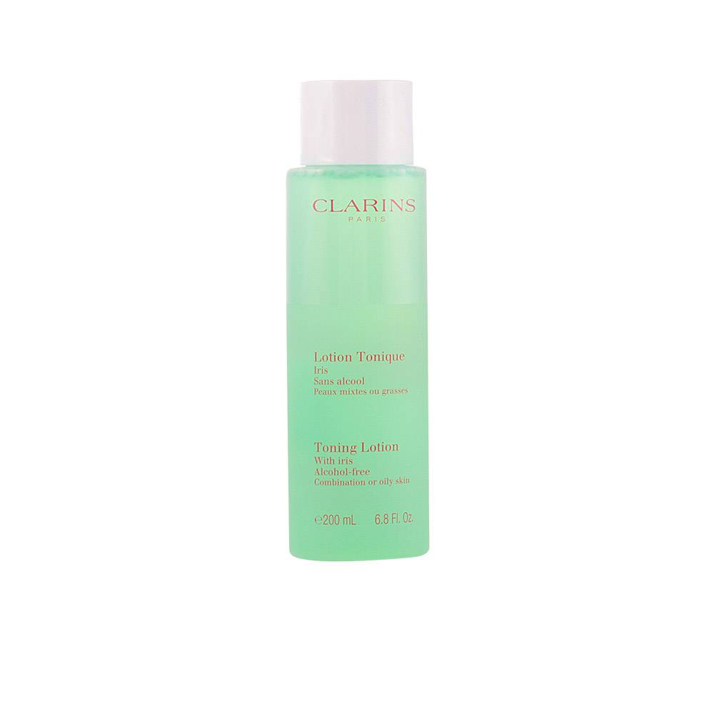 Clarins LOTION TONIQUE sans alcohol peaux mistes ou grasses  200 ml