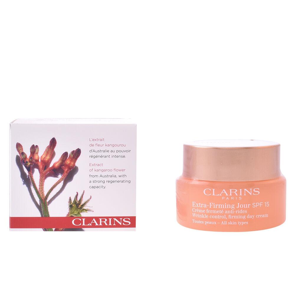 Clarins EXTRA FIRMING JOUR SPF15 crème toutes peaux  50 ml