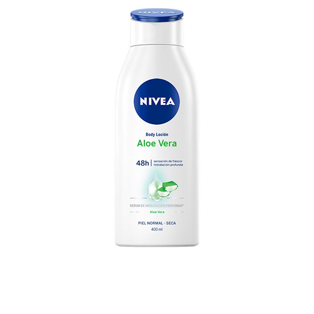 Nivea ALOE VERA body lotion piel normal-seca  400 ml