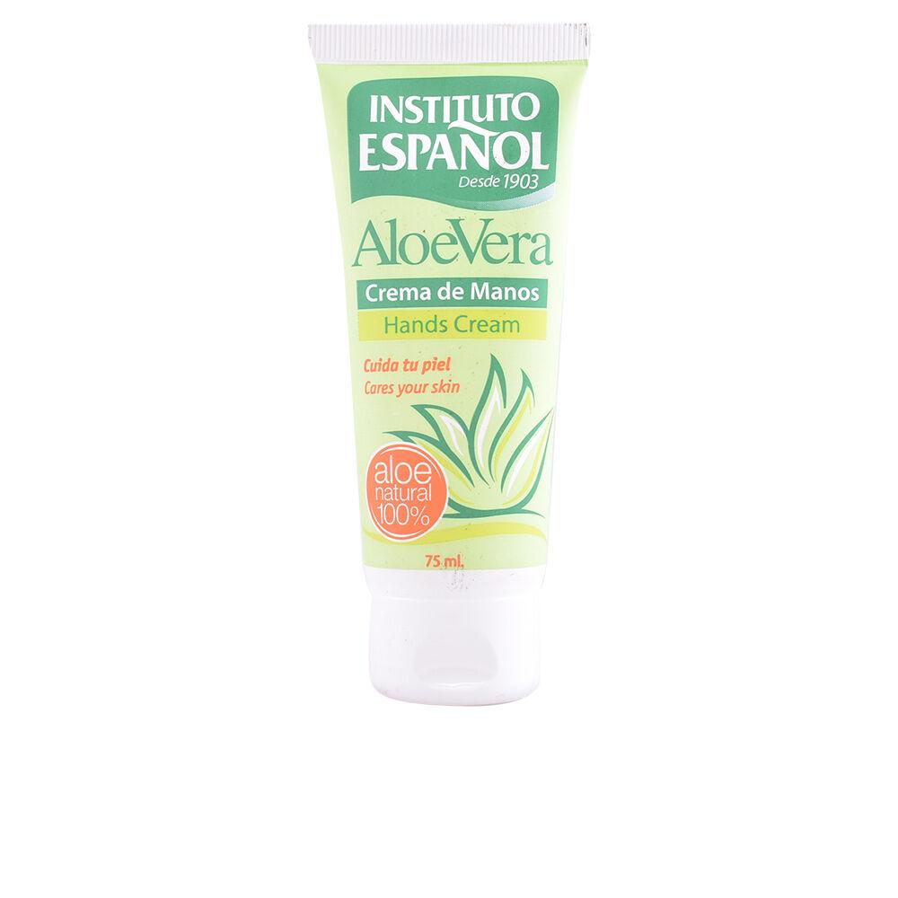 Instituto Español ALOE VERA crema de manos tubo  75 ml