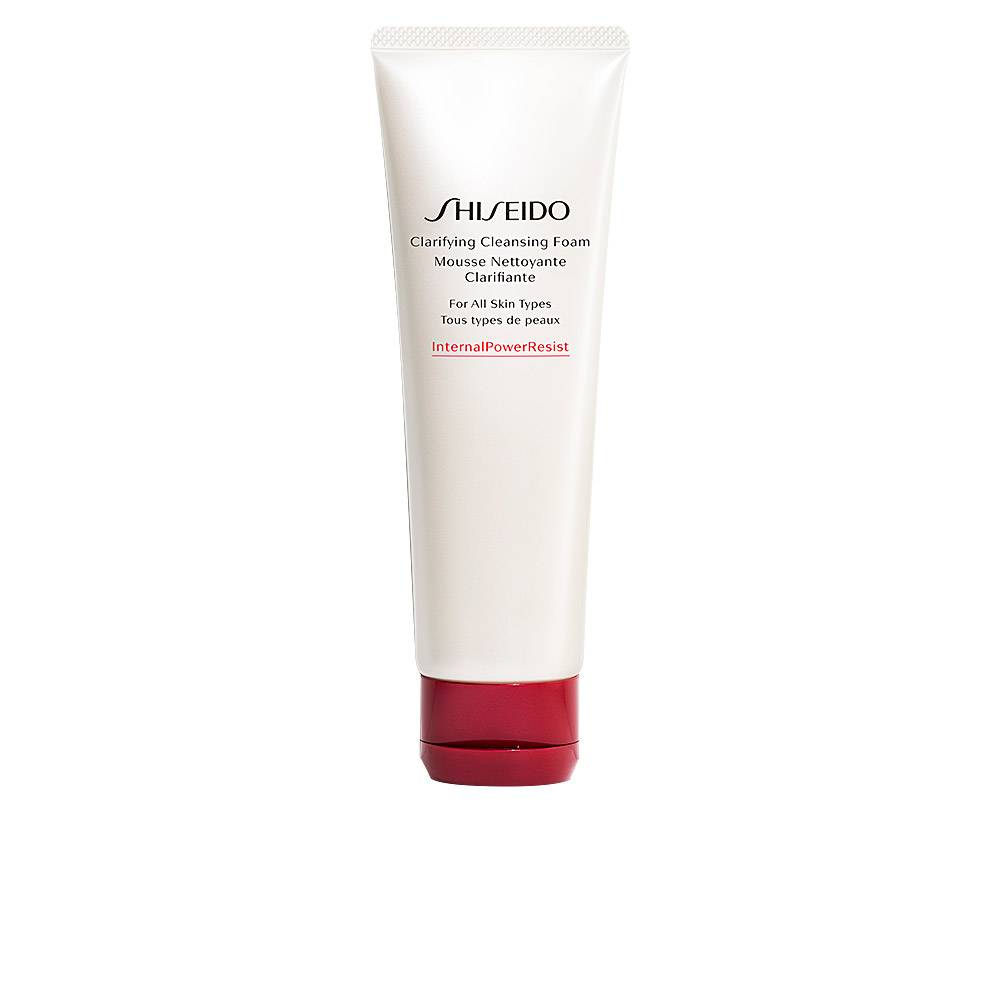 Shiseido DEFEND SKINCARE deep cleansing foam  125 ml
