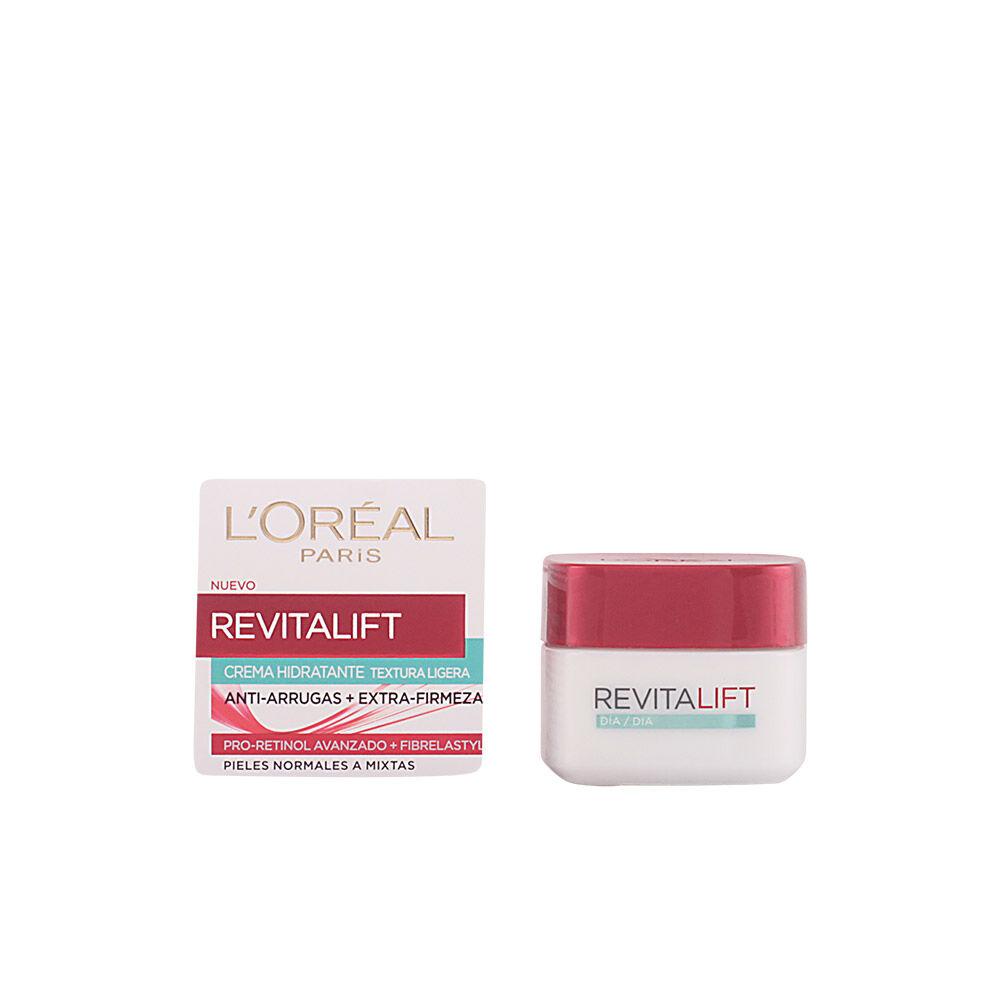 L'Oreal Make Up REVITALIFT crema día anti-arrugas textura ligera PNM  50 ml
