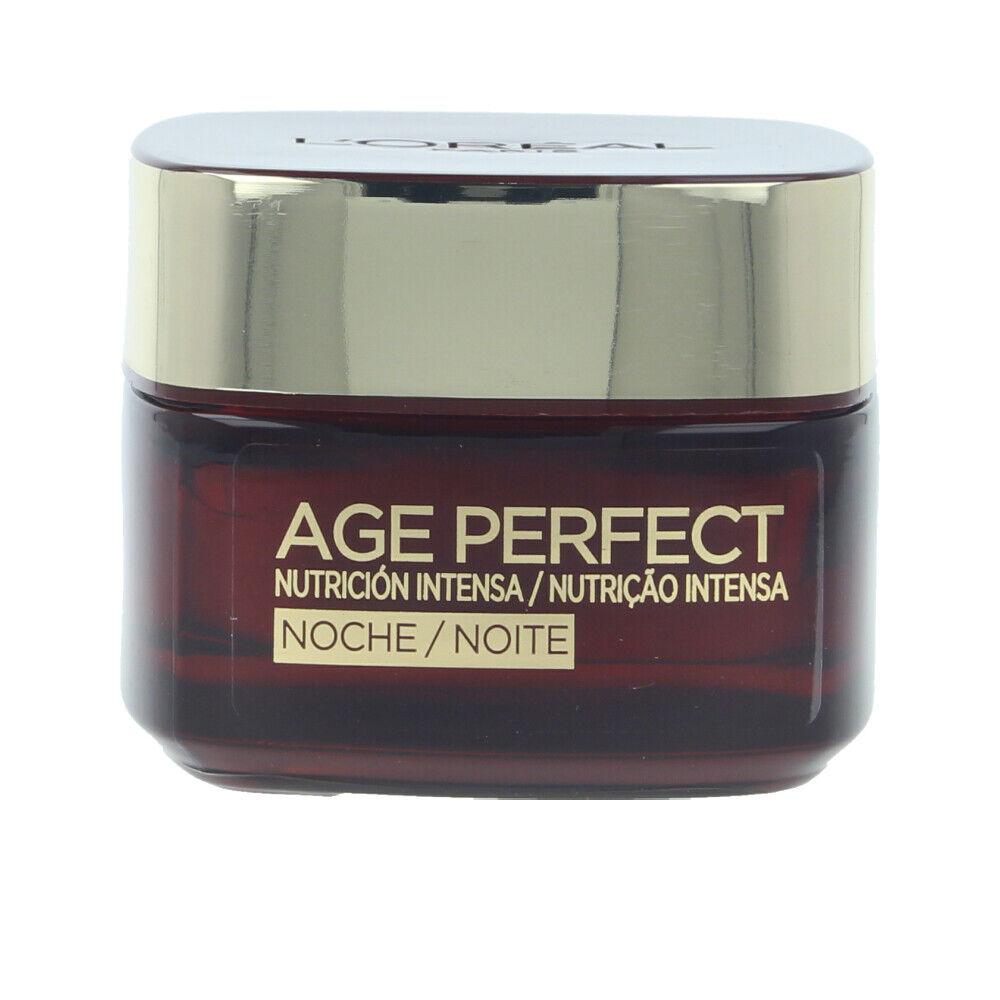 L'Oreal Make Up AGE PERFECT NUTRICION INTENSA night cream  50 ml