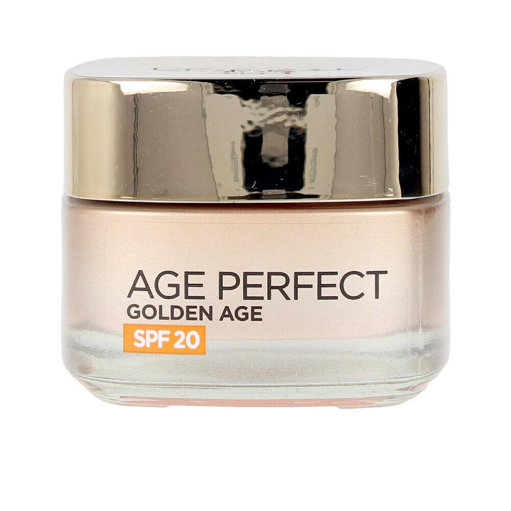 L'Oreal Make Up AGE PERFECT GOLDEN AGE SPF20 crema día  50 ml
