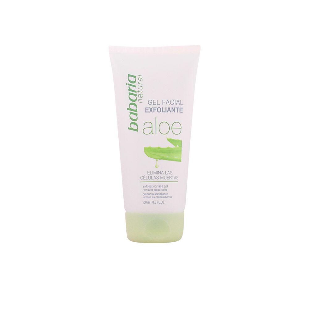 Babaria ALOE VERA gel exfoliante facial  150 ml