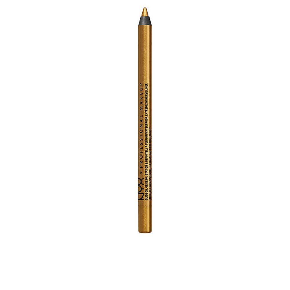 Nyx SLIDE ON waterproof extreme shine eye liner  #glitzy gold