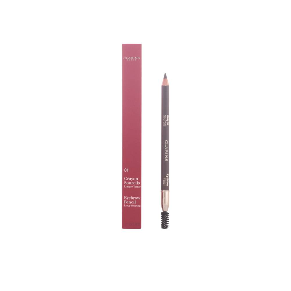 Clarins CRAYON sourcils  #01-dark brown 1.3 g