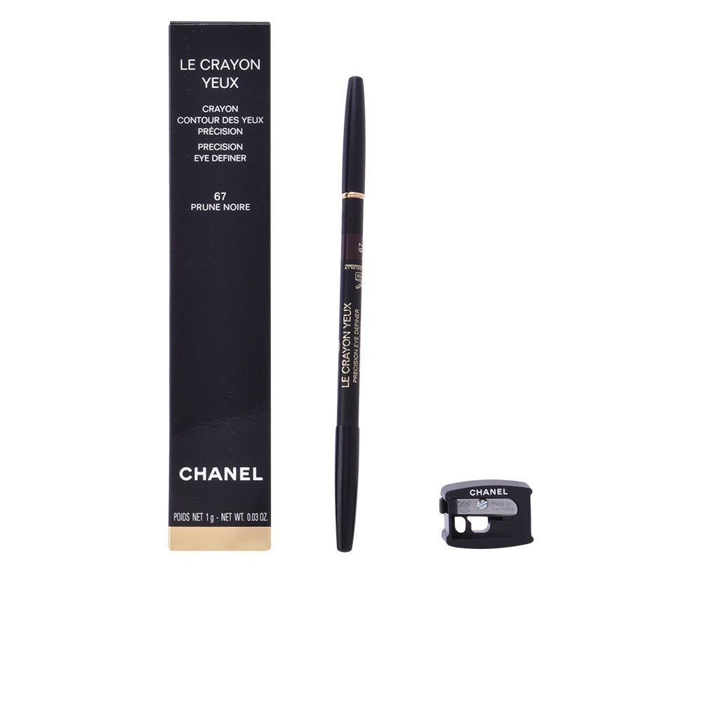 Chanel LE CRAYON yeux  #67-prune noire  1 gr