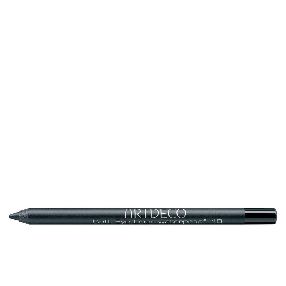 Artdeco SOFT EYE LINER waterproof  #10-black 1.2 g