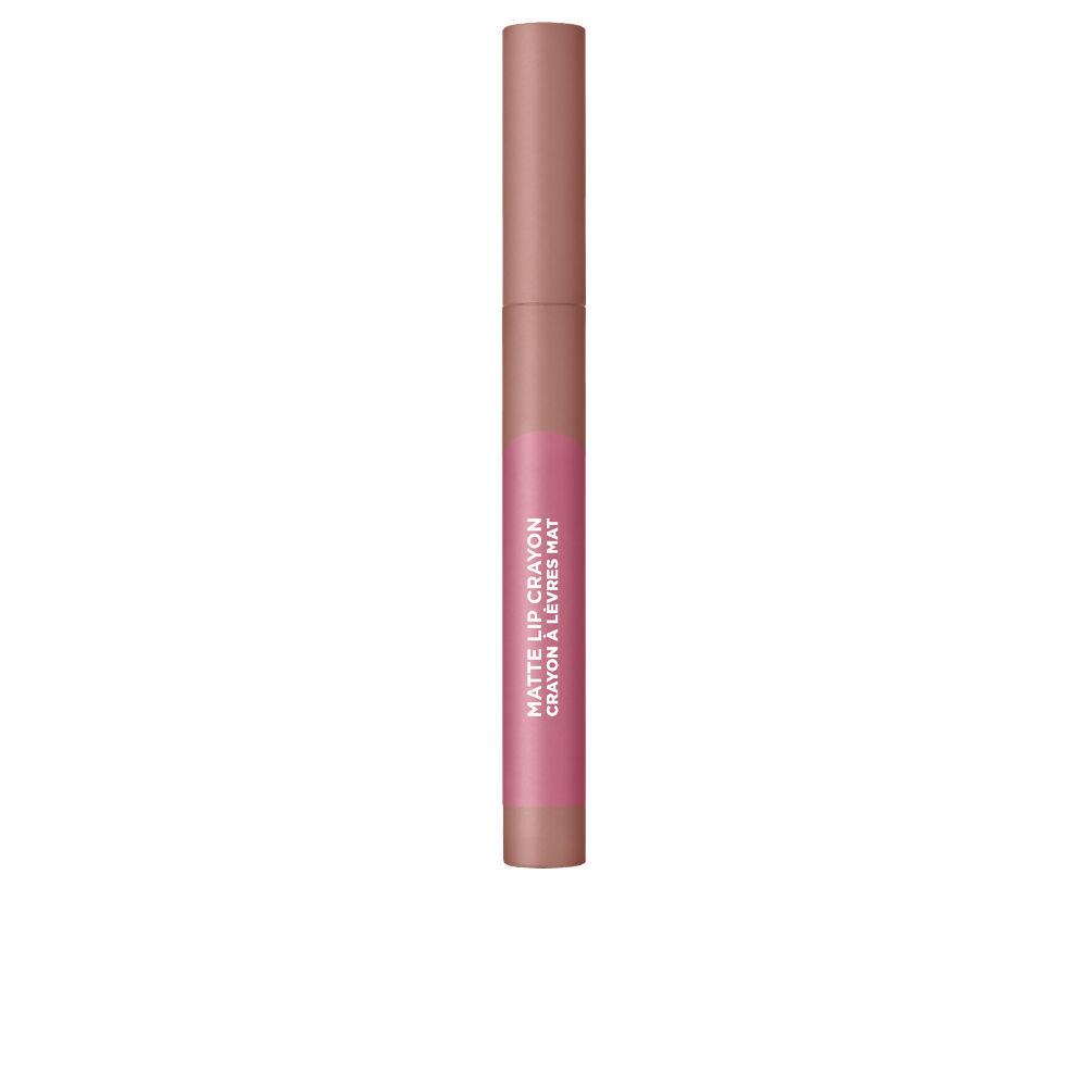 L'Oreal Make Up INFALLIBLE matte lip crayon  #102-caramel blondie