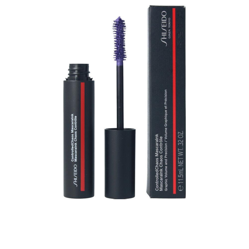 Shiseido CONTROLLED CHAOS mascaraink  #03-violet vibe