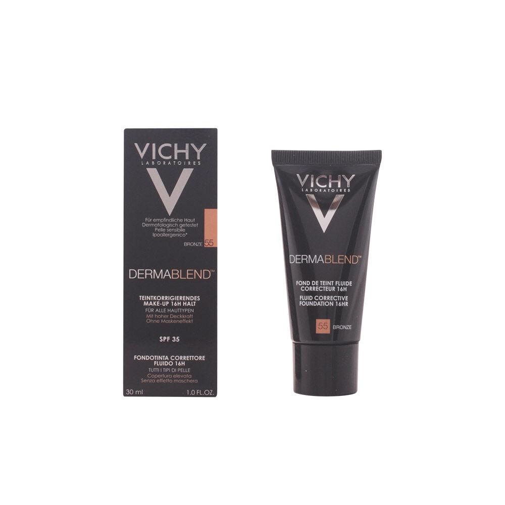 Vichy DERMABLEND fond de teint correcteur SPF35  #55-bronze 30 ml