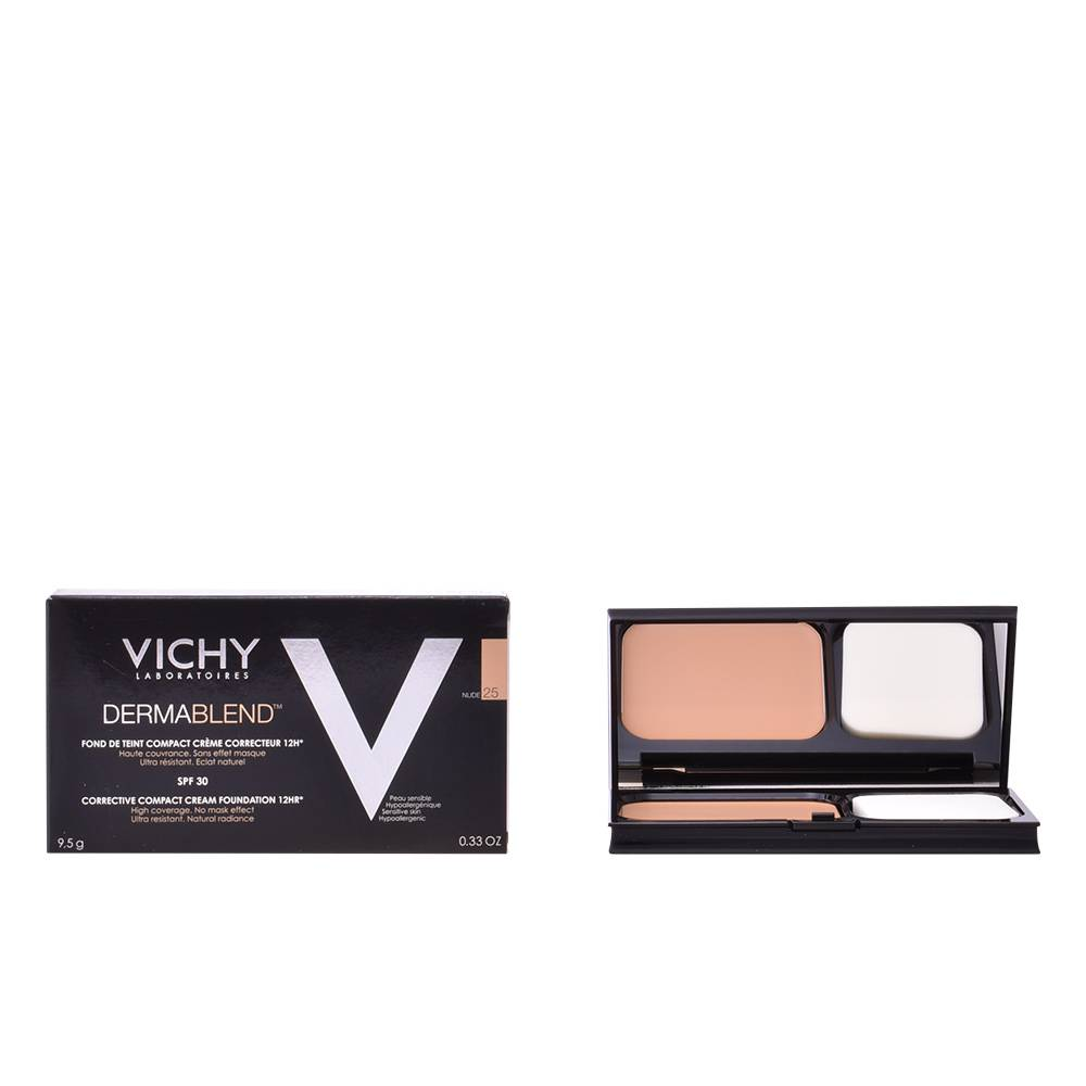 Vichy DERMABLEND fond de teint correcteur compact 12h  #25 9.5 g