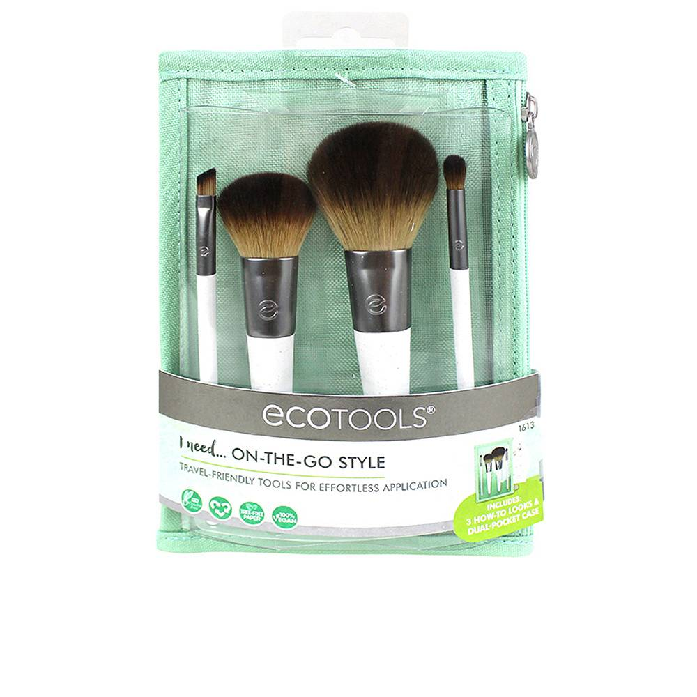 Ecotools ON THE GO STYLE SET  5 pz