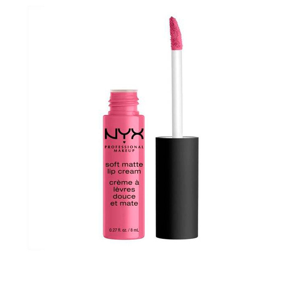 Nyx SOFT MATTE lip cream  #montreal 8 ml
