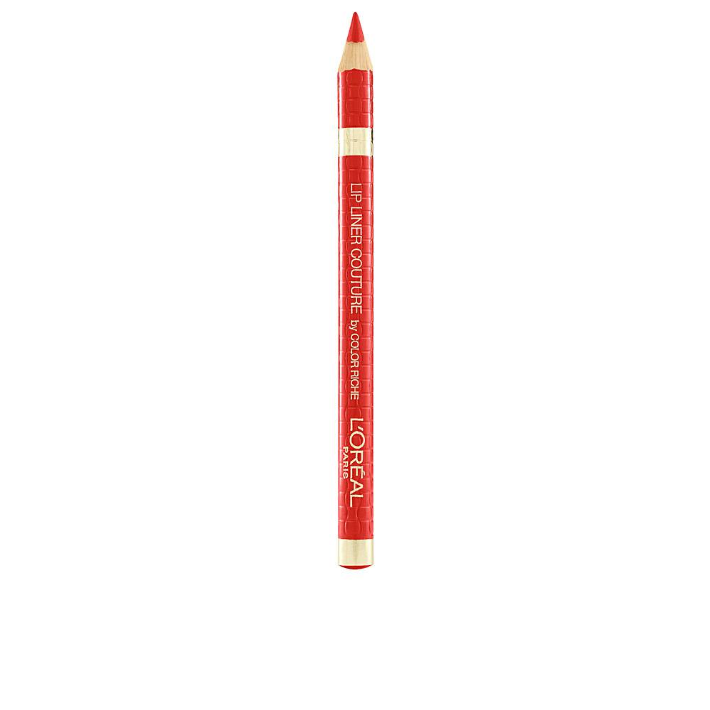 L'Oreal Make Up COLOR RICHE lip liner couture  #377-perfect red