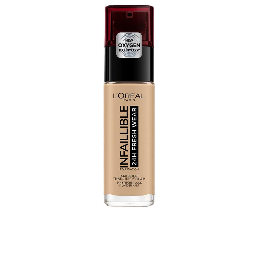 L'Oreal Make Up INFAILLIBLE 24h fresh wear foundation  #200-sable doré 30 ml