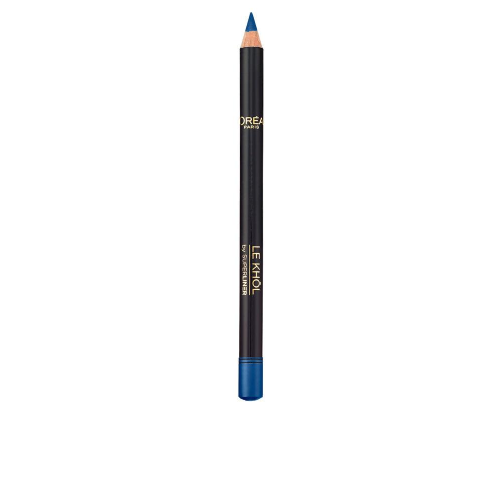 L'Oreal Make Up LE KHOL superliner  #107-deep sea blue