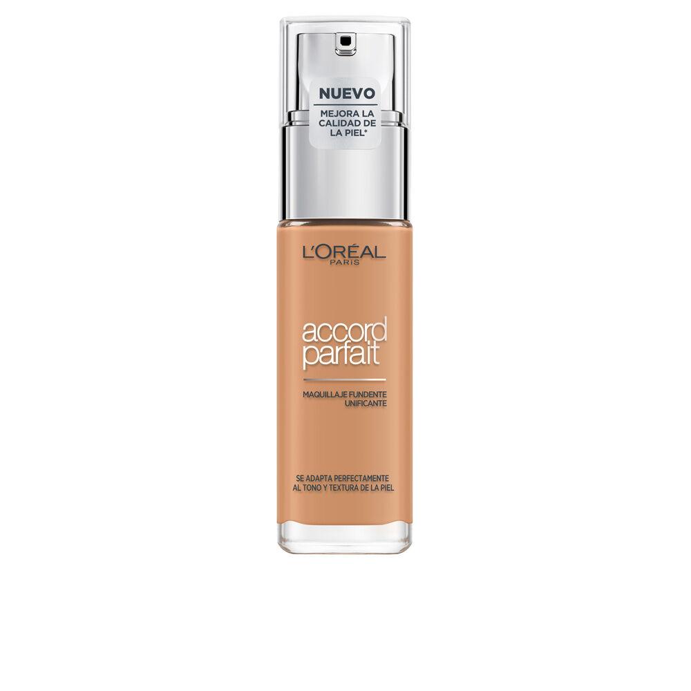 L'Oreal Make Up ACCORD PARFAIT foundation  #7D/7W-ambre dore 30 ml