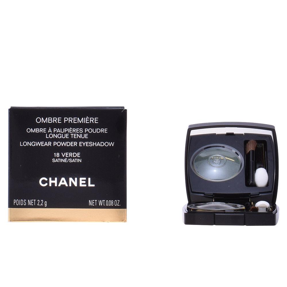 Chanel OMBRE PREMIÈRE ombre à paupières poudre  #18-green 2.2 g