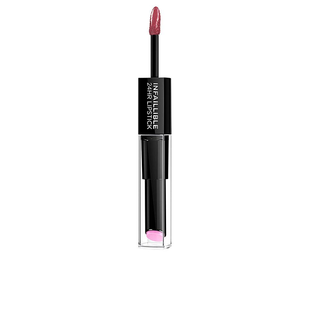 L'Oreal Make Up INFALLIBLE X3 24H lipstick  #209-violet parfait