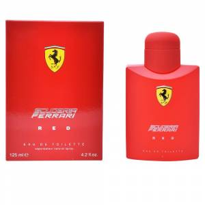 Acer Ferrari SCUDERIA FERRARI RED edt spray  125 ml - Publicité