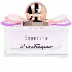 Salvatore Ferragamo SIGNORINA edt spray  50 ml - Publicité