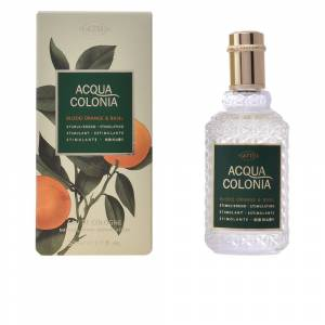 4711 ACQUA cologne BLOOD ORANGE & BASIL edc spray  50 ml