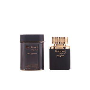 Ted Lapidus BLACK SOUL IMPERIAL edt spray  50 ml - Publicité