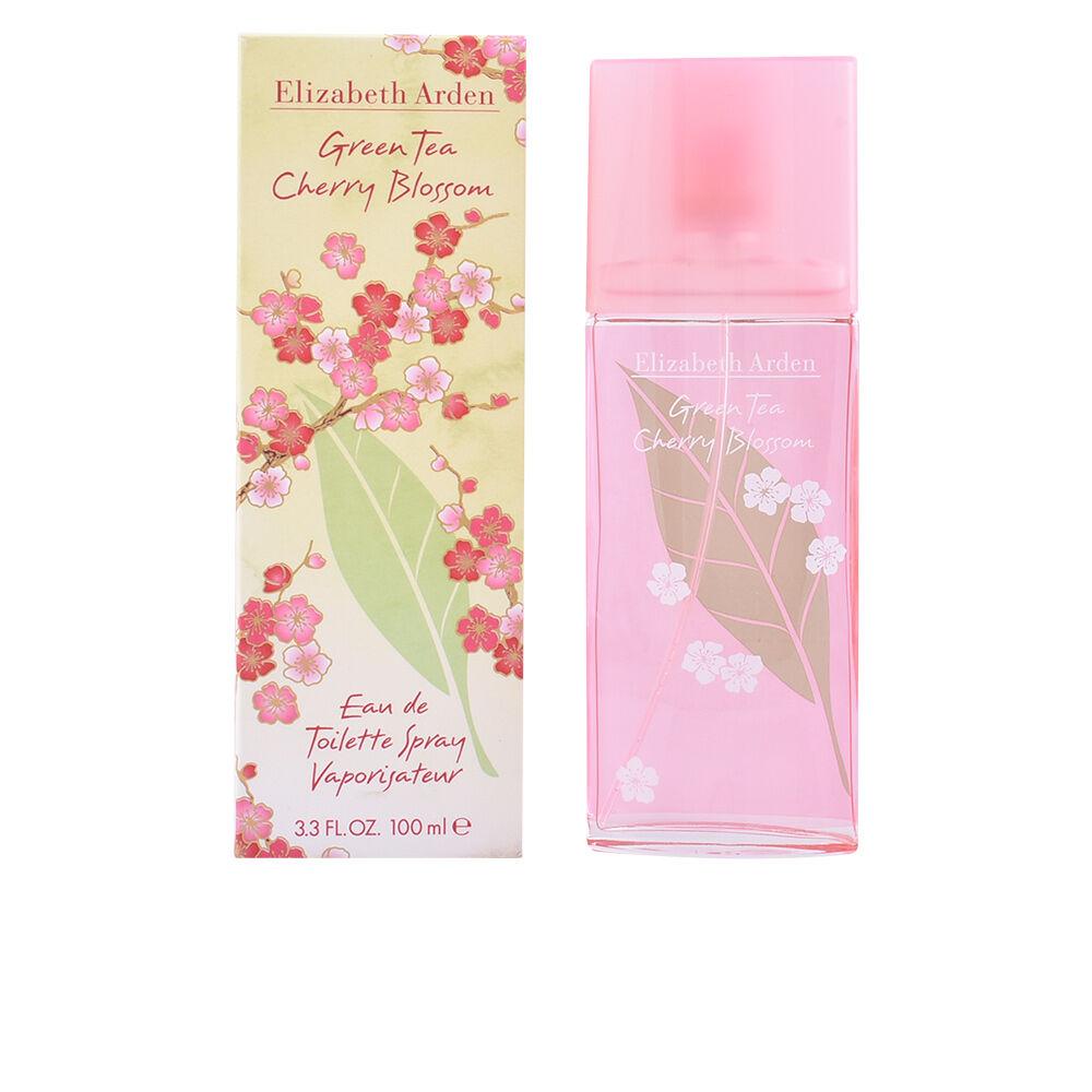 Elizabeth Arden GREEN TEA CHERRY BLOSSOM edt spray  100 ml