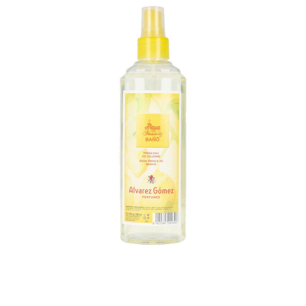 Alvarez Gomez AGUA DE cologne agua fresca original spray  300 ml