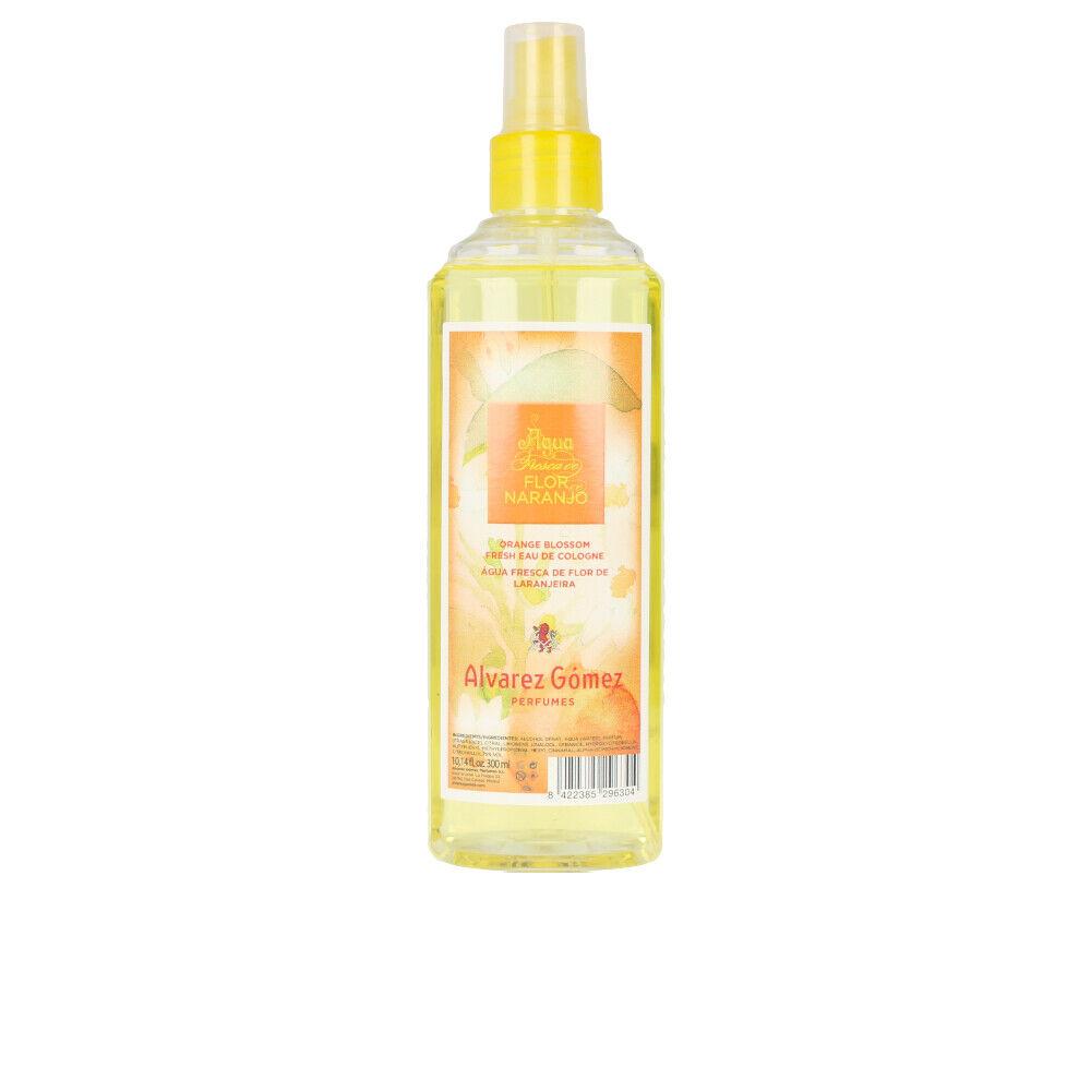 Alvarez Gomez AGUA DE cologne agua fresca naranjo spray  300 ml