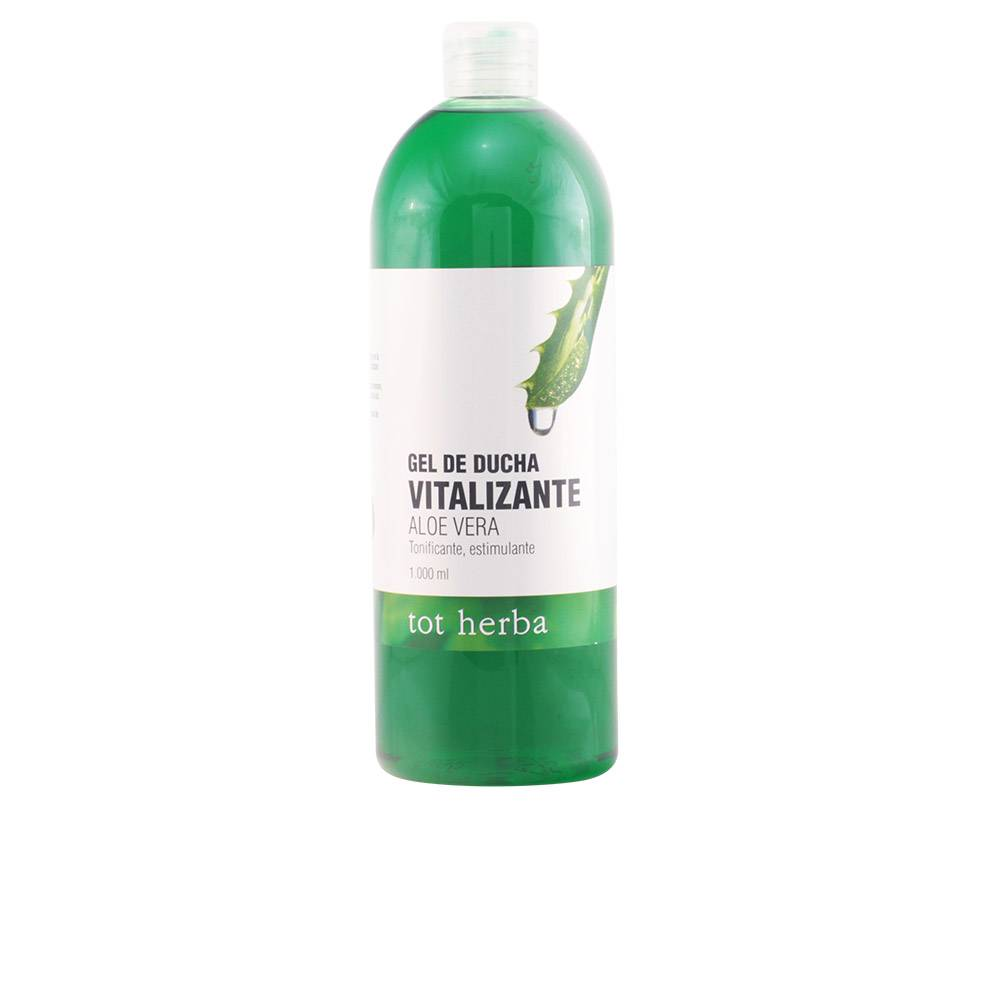 Tot Herba shower gel VITALIZANTE aloe vera  1000 ml