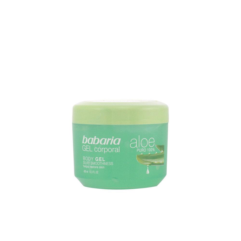 Babaria ALOE VERA 100% natural gel corporal reparador  400 ml
