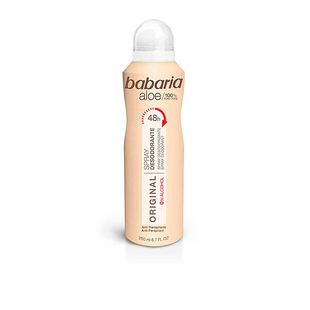 Babaria ALOE VERA original deo spray  200 ml