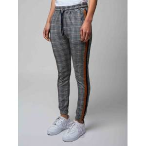 PROJECT X PARIS Pantalon de jogging ajusté à carreaux Multicolore 65% coton 35% polyester taille: L