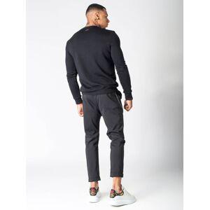 PROJECT X PARIS Sweat cœur brisé Couleur - Noir, Taille - XL - Publicité
