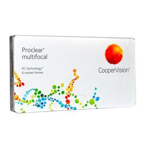 CooperVision Proclear Multifocal mensuelles 6 lentilles de contact CooperVision Omafilcon B II - Publicité