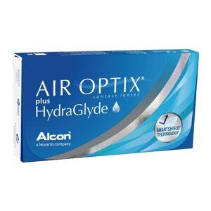 Alcon Air Optix plus HydraGlyde +0.25 mensuelles 3 lentilles de contact Alcon +0.25 Lotrafilcon A I 5 (Silicone Hydrogel) - Publicité