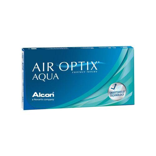 Alcon Air Optix Aqua +4.50 mensu...