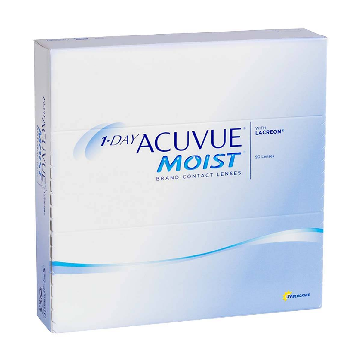 Acuvue 1 Day ACUVUE MOIST journa...