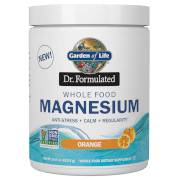 Garden of Life Whole Food Magnésium - Orange - 419,5g