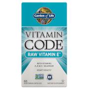 Garden of Life Vitamin Code Vitamine E - 60 Capsules