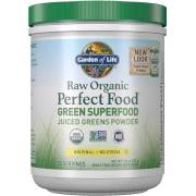 Garden of Life Superaliments Raw Organic Perfect Food Green - Original - 207g