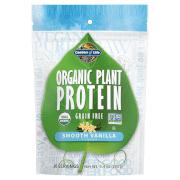 Garden of Life Poudre de Protéines Organic Plant - Vanille - 265g